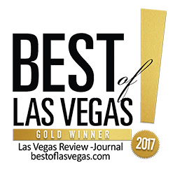Best of Las Vegas - Gold Winner